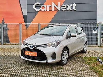 brugt Toyota Yaris Hybrid 1,5 Hybrid Vision CVT