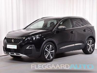brugt Peugeot 3008 2,0 BlueHDi EAT6 GT Sun 180HK