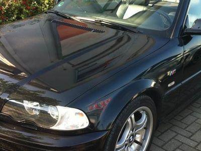 brugt BMW 320 Cabriolet 2,0
