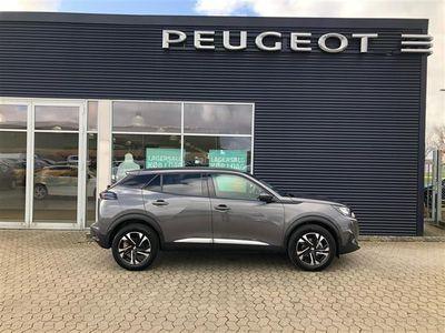 brugt Peugeot 2008 1,5 BlueHDi Edition 210+ EAT8 130HK 8g Aut.