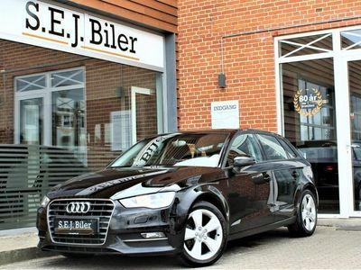 brugt Audi A3 Sportback 2,0 TDi Ambition 150HK 5d