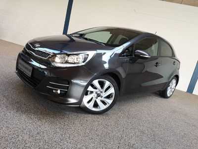 gebraucht Kia Rio 1,2 CVVT Attraction+