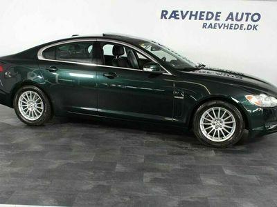 brugt Jaguar XF XF2,7 D V6 Luxury aut. 4d 2,7 D V6 Luxury aut. 4d