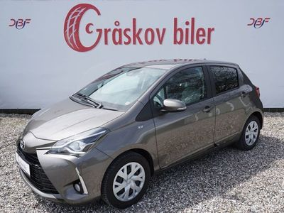 brugt Toyota Yaris 1,0 VVT-i T2 Premium