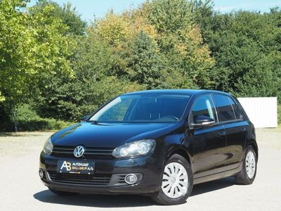 brugt VW Golf VI 1,6 TDi 105 Comfortline DSG BMT