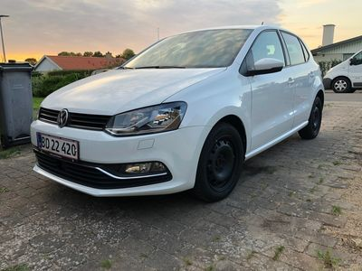 brugt VW Polo 1,2 TSI BMT 90 DSG7