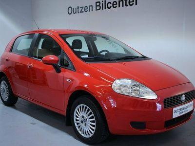 brugt Fiat Grande Punto 1,4 Active