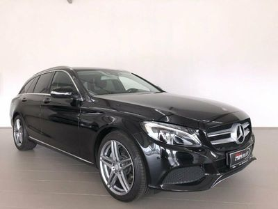 gebraucht Mercedes C250 2,2 BlueTEC Avantgarde st.car aut.