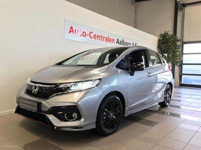 brugt Honda Jazz 1,5 Dynamic Navi & ADAS 130HK 5d 6g