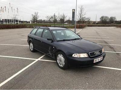 brugt Audi A4 2,6