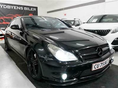 brugt Mercedes CLS500 5,0 306HK 7g Aut.