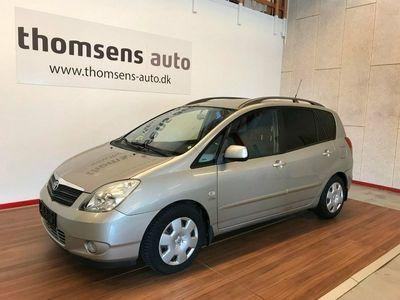 gebraucht Toyota Corolla Sportsvan 2,0 D-4D Sol