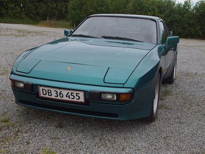 brugt Porsche 944 coupe