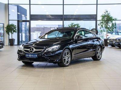 brugt Mercedes E200 0 Coupé aut.
