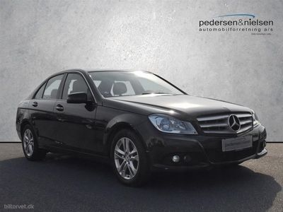 begagnad Mercedes C200 2,0 CDI BlueEfficiency 136HK 7g Aut.