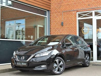 brugt Nissan Leaf EL Tekna 40 kWh 150HK 5d Aut.