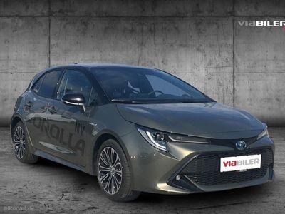 usata Toyota Corolla 2,0 B/EL H3 Smartpakke E-CVT 180HK 5d 6g Aut.
