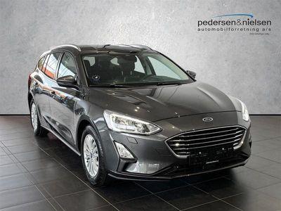 brugt Ford Focus 1,0 EcoBoost Titanium 125HK Stc 6g