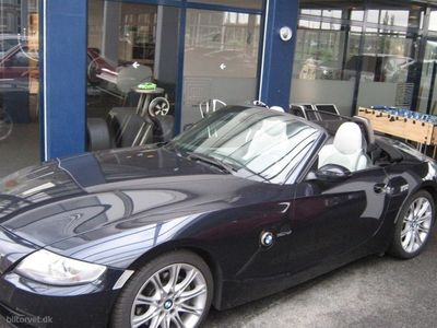 gebraucht BMW Z4 SI 3,0 265HK Cabr. 6g Aut.
