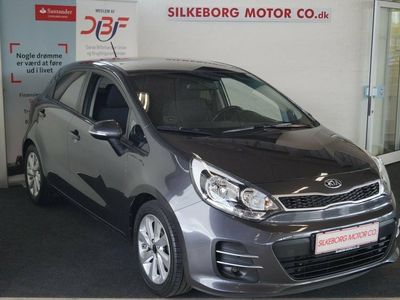 used Kia Rio 1,2 CVVT Attraction