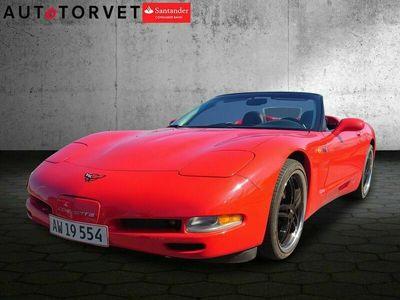 brugt Chevrolet Corvette 5,7 Cabriolet aut.