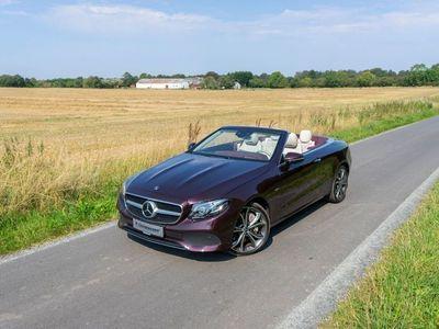 brugt Mercedes E400 0 25th Anniversary Cabriolet aut