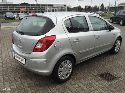 brugt Opel Corsa 1,2 Twinport Sport 80HK 5d