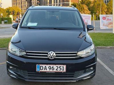 brugt VW Touran 2.0 TDI SCR 150 DSG6