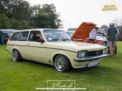 brugt Opel Kadett c caravan