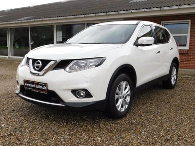 brugt Nissan X-Trail 1,6 DCi Visia dCi 130 SUV 2WD 6 M/T 130HK 5d