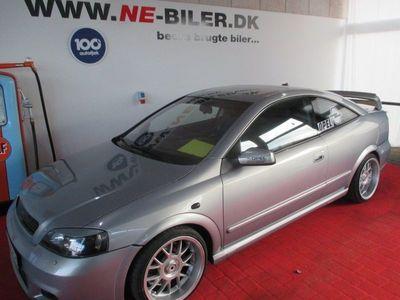 brugt Opel Astra Cabriolet 2,0 Turbo