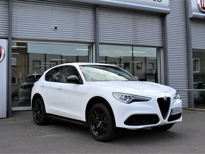 brugt Alfa Romeo Stelvio 2,0 T 200 Edizione aut. Q4