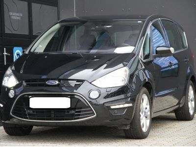 käytetty Ford S-MAX titanium s