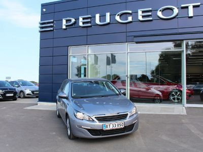gebraucht Peugeot 308 1,6 BlueHDi 120 Collection