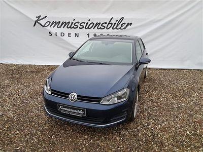 brugt VW Golf 1,4 TSI BMT ACT Highline DSG 140HK 5d 7g Aut.