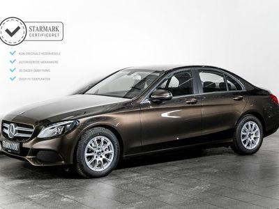 usata Mercedes C220 d 2,2 aut.
