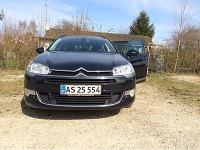 brugt Citroën C5 C52.0 HDI Tourer Dynamique