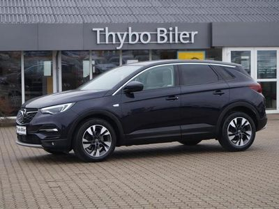 used Opel Grandland X 1,2 Direct Injection Turbo INNOVATION Start/Stop 130HK 5d 6g Aut.