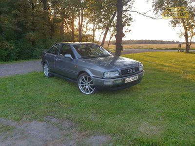 brugt Audi 80 coupe 1992