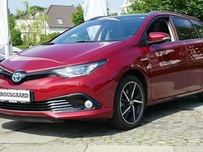 brugt Toyota Auris Touring Sports 18 Hybrid H2 Style Skyview 136HK Stc Aut.