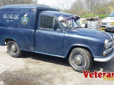 brugt Morris Oxford van