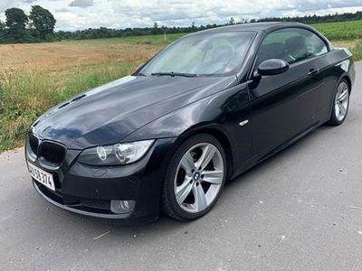 brugt BMW 325 Cabriolet 3,0 N53 række 6