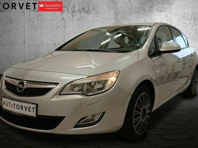 brugt Opel Astra 3 CDTi 95 Enjoy