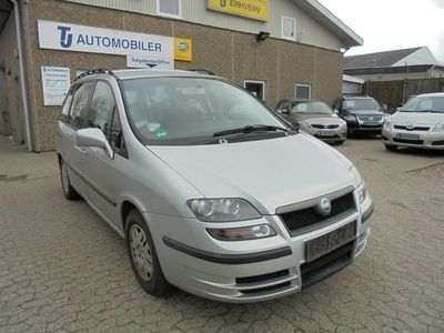 second-hand Fiat Ulysse 2,0 JTD Active