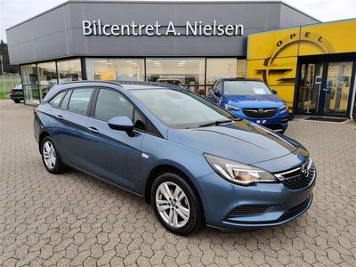 brugt Opel Astra Sports Tourer 1,4 Turbo Enjoy Start/Stop 125HK Stc 6g