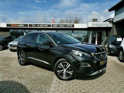 brugt Peugeot 3008 1,6 BlueHDi 120 Allure EAT6 Van
