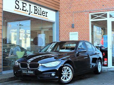 brugt BMW 318 d 2,0 D 150HK 6g A+