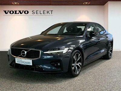 brugt Volvo S60 2,0 T5 R-design 250HK 8g Aut.
