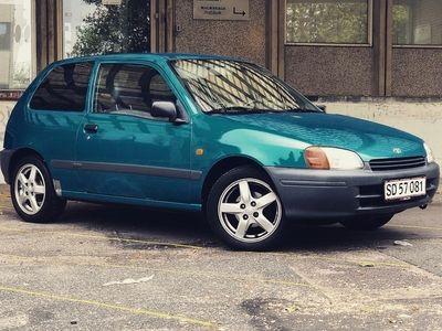 usado Toyota Starlet 1,3 MAN.