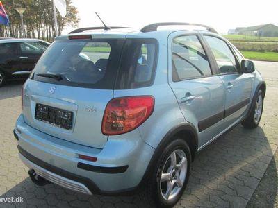 brugt Suzuki SX4 1,6 GL-J 107HK 5d